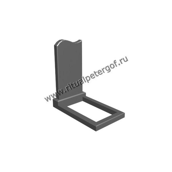 макет памятник вертикальный №1 спб