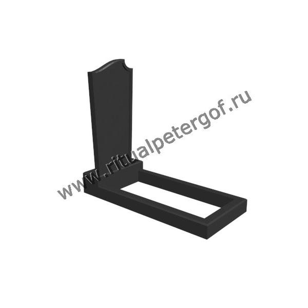 Макет памятника вертикальный №4