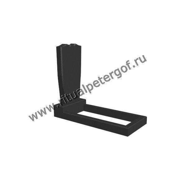 Макет памятника вертикальный №7